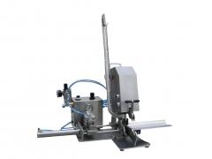 Gama de clipadoras neumaticas manuales y semiautom�ticas. made in spain.