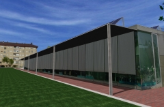 Modelado de instalaci�n solar fotovoltaica