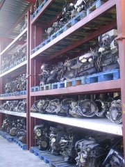 Motores y cajas de cambio