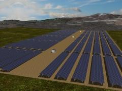 Dise�o 3d huerto solar