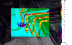 Auditorías energéticas y eficiencia - termográfia