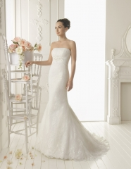 Modelo raizel de aire barcelona 2013. colecci�n vestidos de novia 2013