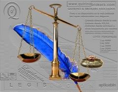 QUIRINO BROKERS - Legislación en mediación de Seguros Privados.