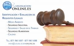 LEGISLACIONONLINE.ES