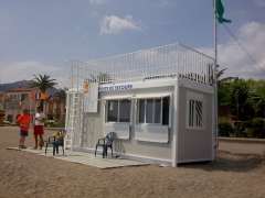 Cimpra ha desarrollado un modelo espec�fico para dar servicio a las instalaciones de playa