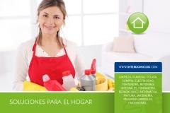 Empleadas de hogar. limpieza, colada, plancha...