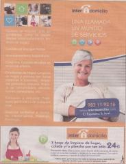 Oferta 2012 3h de servicio dom�stico por s�lo 24eur!!
