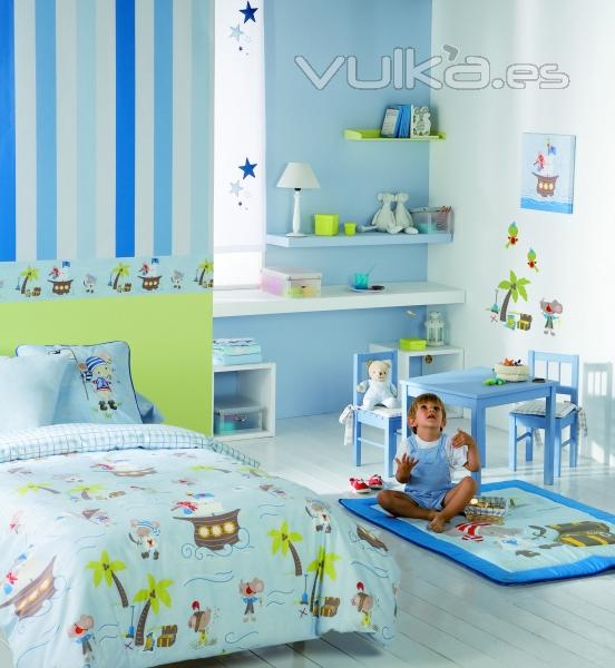 Navarro valera cortinas y decoracion - Cortinas habitacion juvenil ...
