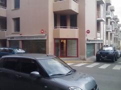 Frontal de la entrada a asesoría gafic slp  carrer esperança 2 bajos - 08330 premià de mar