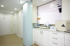 Sala de esterilizacion