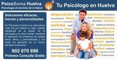 Atenci�n psicol�gica en psicosoma huelva