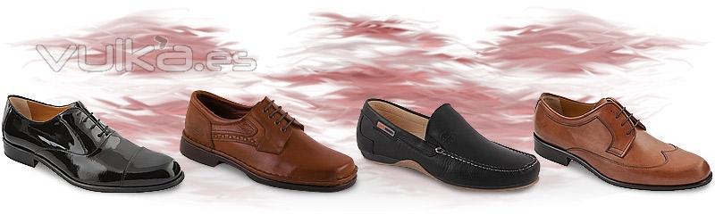 Solanova Zapatos De Piel