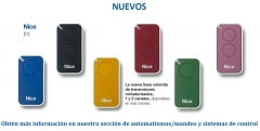 Nuevos mandos nice inti   www.poyatoscazorla.net