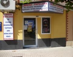 Librería sercom calle roma 1