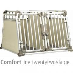 Boxes para transporte de perros, 4pets confortline y proline