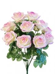 Flores artificiales cementerio ramo flores rosas artificiales rosa oasisdecor.com