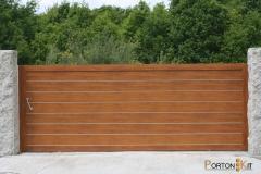Puertas correderas  imitacion madera sin mantenimiento