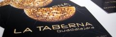 Logotipo la taberna