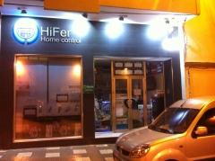 Hifer home control  en calle frailes 8 local - junto plaza de la merced - malaga