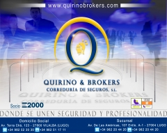 Quirino brokers - imagen de nuestro almanaque para 2013