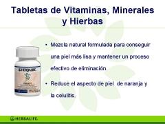 Productos herbalife formula 4
