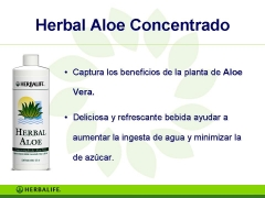 Productos herbalife herbal aloe