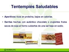 Productos herbalife aperitivos