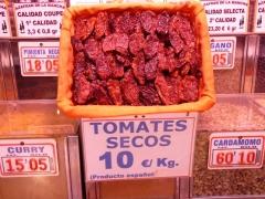Los mejores y m�s econ�micos tomates secos al sol del mercado.producto nacional.