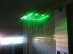 Difusor de cromoterapia luz verde