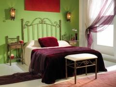 Dormitorio forja