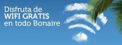 Wifi gratis para todos en Bonaire