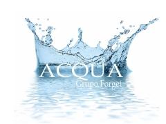 Acqua - ahorrar agua es posible y sencillo a la vez.