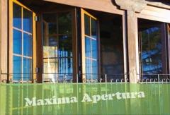 Puerta de Pvc elevadora maximas prestaciones