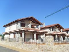 Chalets pareados -sj arquitectos-
