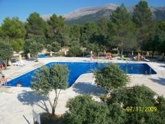 Foto 3 hoteles - Camping Sierra de Maria