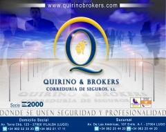QUIRINO BROKERS - Almanaque año 2013 que diseñamos para nuestros clientes.