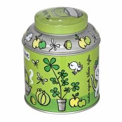 Cocina. caja met�lica th� vert en la llimona home (1)