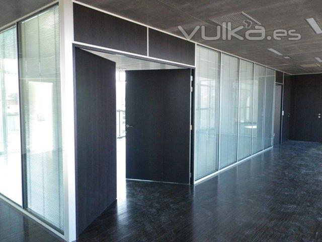 Ofimo instalaci n integral de oficinas - Tabiques divisorios moviles ...