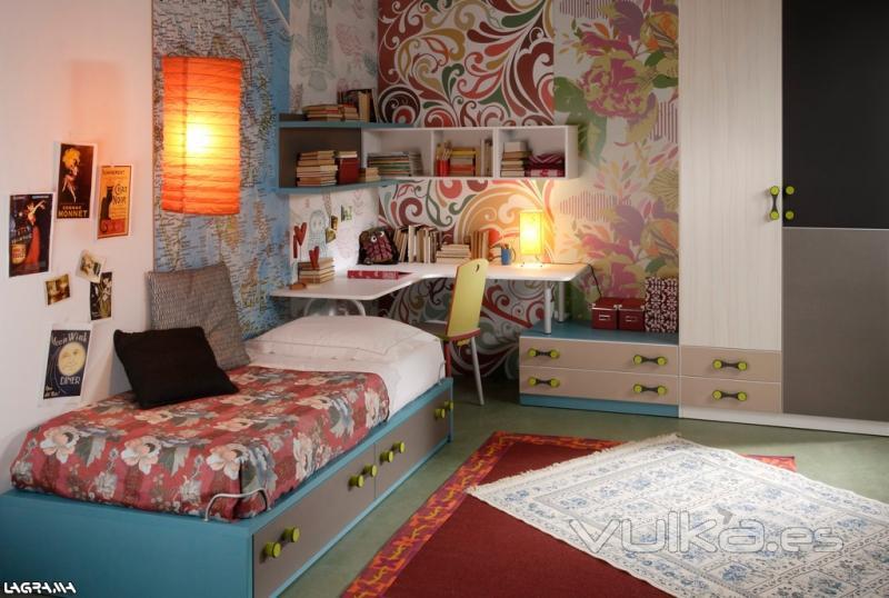 Rooms de cocinobra - Dormitorios juveniles pamplona ...