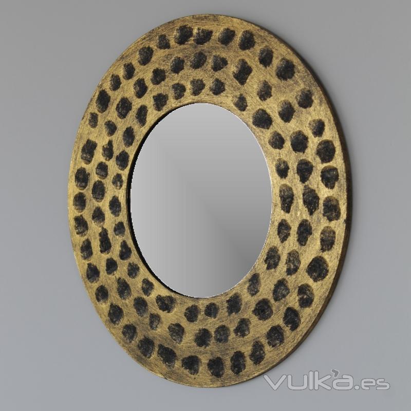 Foto espejos en dm artesanales 3 motivos diferentes for Espejos precios