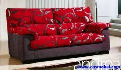 Modelo andrea, disponible en sofa 3 plazas, 2 plazas, sillon y chaiselongue. posibilidad de sofa cam