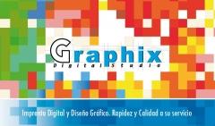 Imprenta y diseño digital tenerife. graphix digital studio. tarjetas de visita