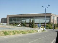 Ampliacion instalaciones estadio olimpico sevilla