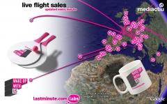 Diseño gráfico y de campañas para lastminute. graphic design and campaigns for lastminute