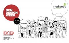 Mediactiu estudio de diseño grafico y diseño web participa en la barcelona design week