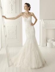 Vestido novia colecci�n aire barcelona 2013 - modelo rafaela