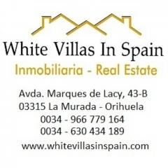 White villas in spain - detalles oficina en la murada