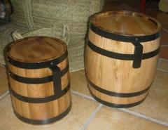 Tambores de barril
