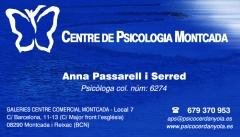 Centro psicolog�a montcada
