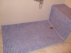 Obra realizada adapatacin baño por discapacidad